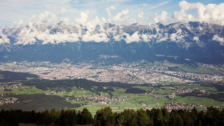 Innsbruck bybilde