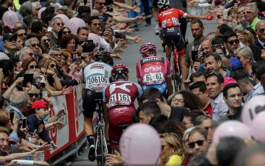 VM Innsbruck sykkelbilde
